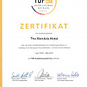 The Mandala Hotel is a DEHOGA certified top training company